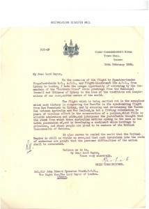 290331 Coffee Royale Affair Letter LordMayor