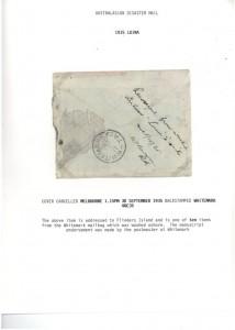 351002 Loina Melb to Flinders Island