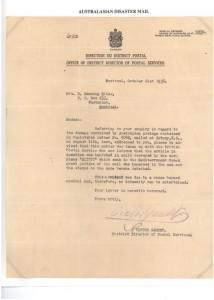 360822 Scipio to Canada Registd Montreal PO Letter