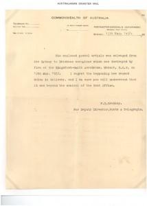 370512 VH-UVS Mascot Fire PO Letter