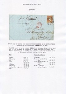 SWM1 1857 Emeu
