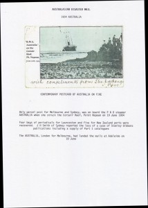 SWM2 1904 Australia