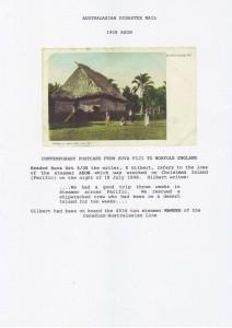 SWM3 1908 Aeon Card