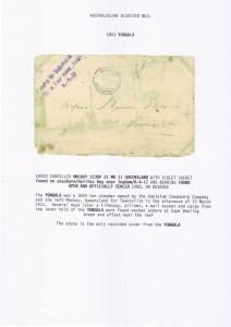 SWM3 1911 Yongala